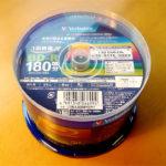 三菱ケミカルメディア Verbatim BD-R VBR130RP50V4